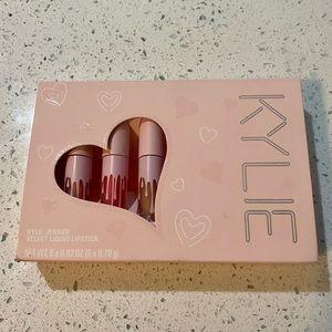 Velvet Liquid Lipstick Mini Set